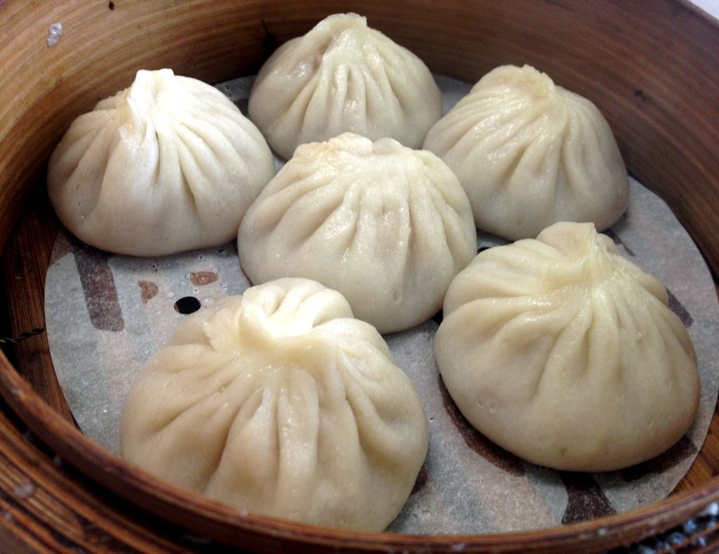 "Xiao Long Bao"" – Soup Dumplings"
