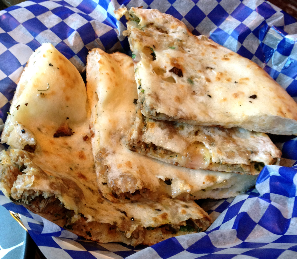 Naan-o-licious: The Naan Bar | let's om nom