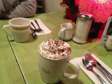 Hot Chocolate & Coffee