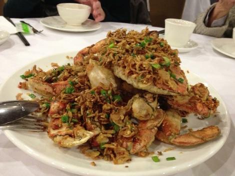 Spicy Salt Vancouver Crab