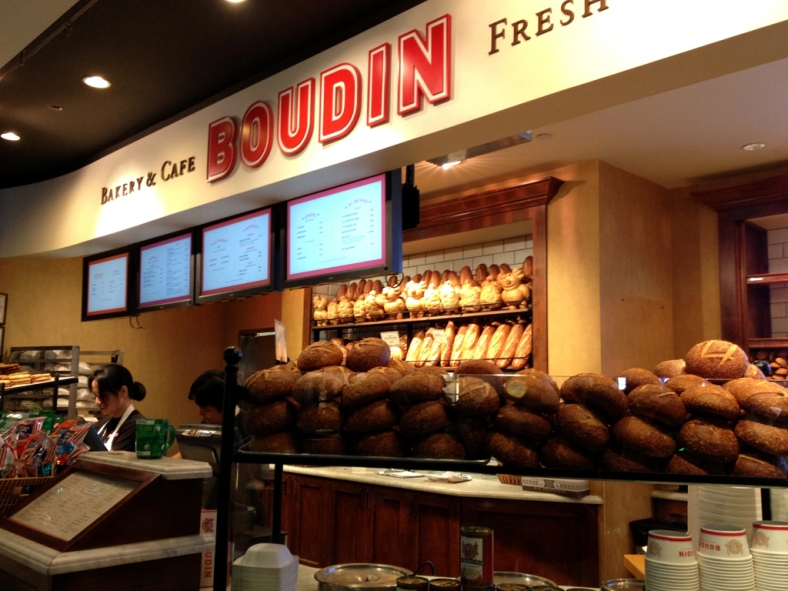 Boudin at the Airport