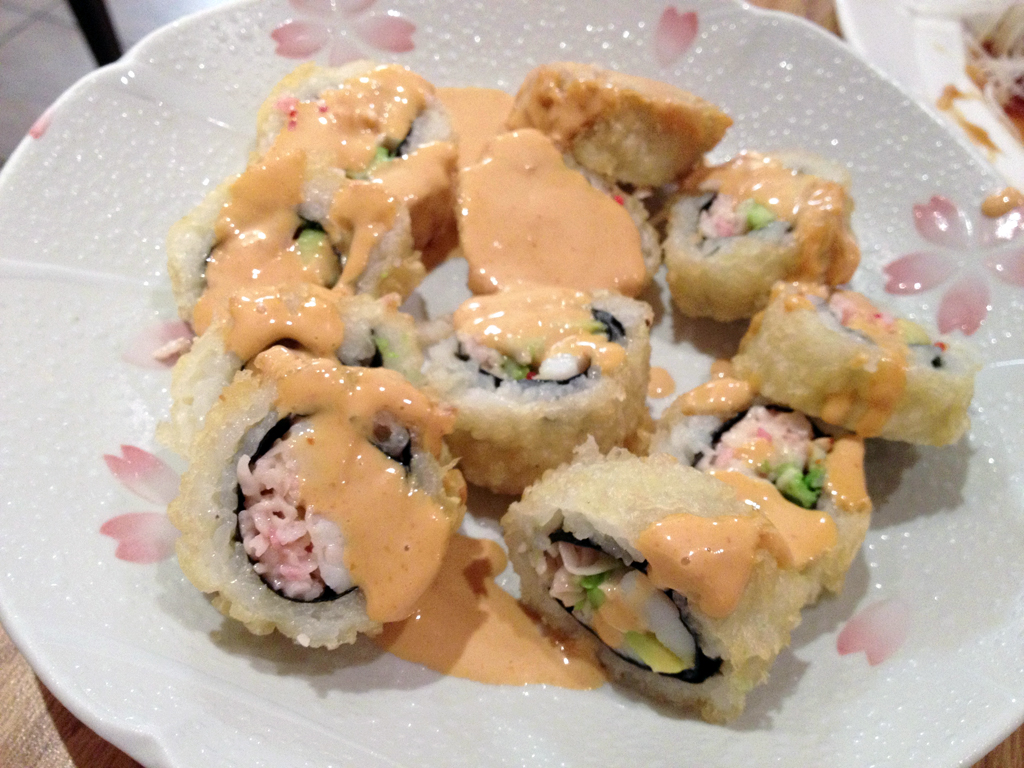 Seafood Sensation Roll