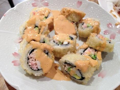 Seafood Sensation Roll