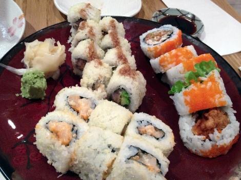 Sweet Tuna, Hanabi, Kamikaze Roll