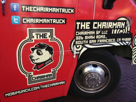 The Chairman Truck