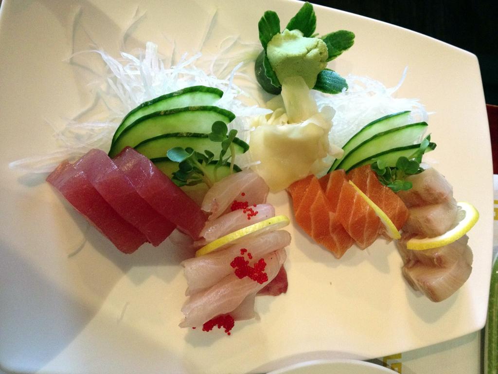 Sushi Combo B