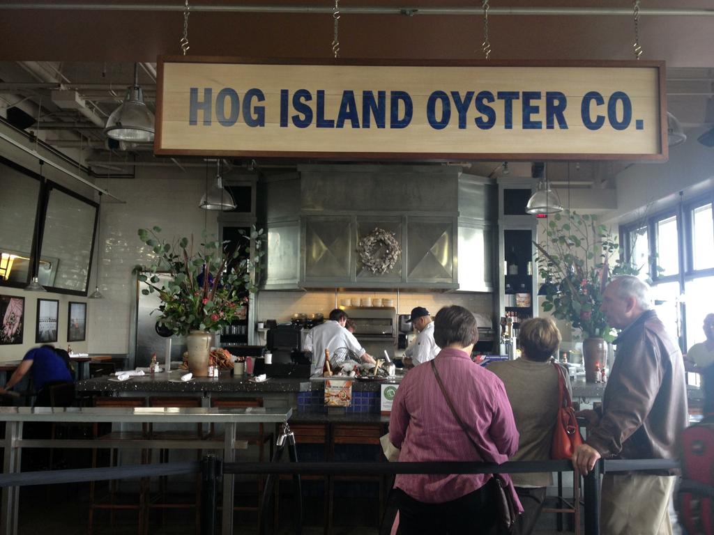 Hog Island Oyster Bar